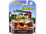 Hot Wheels MATTEL HOTWHEELS retro entertainment THE FLINTSTONES THE FLINTMOBILE Mattel retro entertainment The Flintstones, Flint Mobil