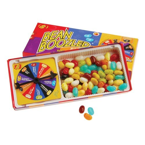 BEANBOOZLED JELLY BEANS, Sold By Case Pack Of 5 Boxes
