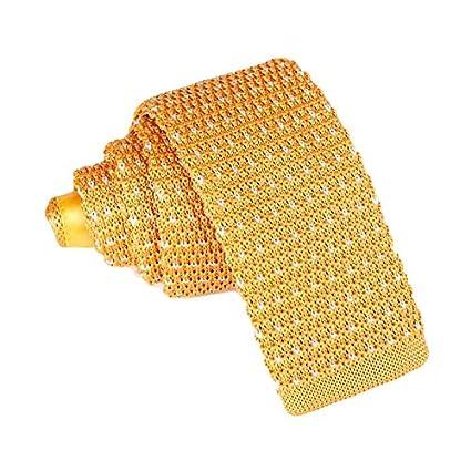 JUNGEN Corbata de Punto para Hombres Mujer Corbata Estampada con Patr/ón de coraz/ón Corbata Estrecha Corbata Informal para Fiesta