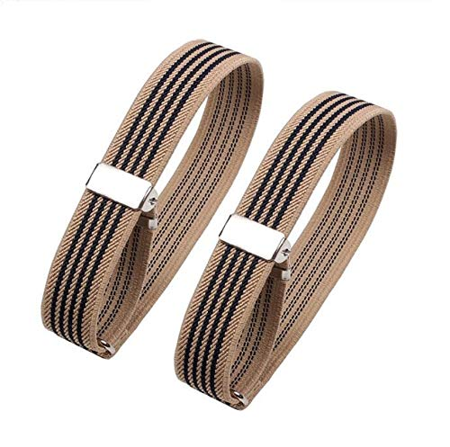 (Cyprinus Carpio Elastic Adjustable Armband Shirt Garter Sleeve Holders,Adjusting:1