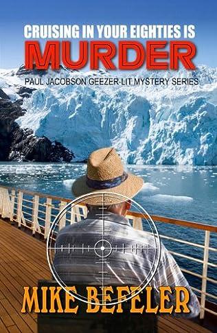 book cover of Cruising in Your Eighties Is Murder
