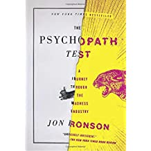 The Psychopath Test: A Journey Through the Madness Industry