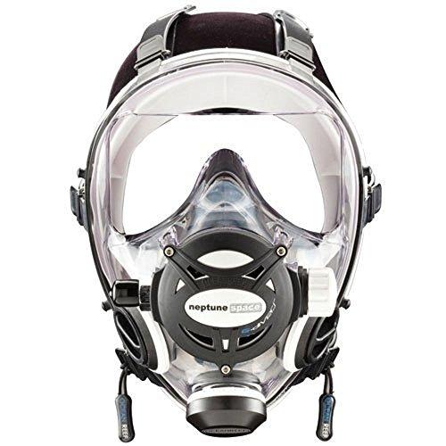 Ocean Reef Neptune Space G Full Face Mask White, - Space Neptune Mask Face Full