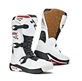 #6: TCX Comp Kid Boots (White) (Youth 3.5)