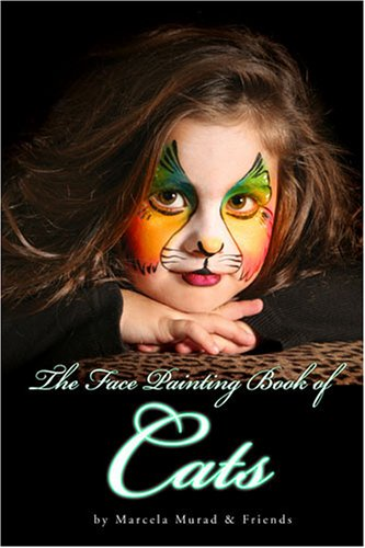 The Face Painting Book of (Face Painting Step By Step For Halloween)
