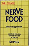 DR. Chase Nerve Food Dietary Supplement -120's Review
