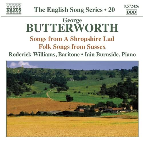 English Song Vol 20 Butterworth product image