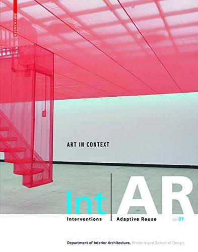 Int AR 7: Art in Context por Liliane Wong,Markus Berger,Rhode Island School of Design