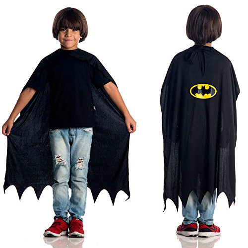 Fantasia Batman Infantil Sulamericana Fantasias