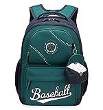 Best Bookbags For Boys - Fanci Baseball Cap Primary School Backpack Junior Schoolbag Review