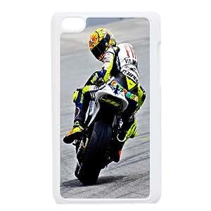 Personalized Creative Valentino Rossi For Ipod Touch 4 LOSQ665466