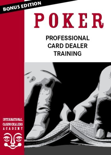Poker - Professional Casino Dealer Training DVD: How To learn the skills that will change your life! [並行輸入品]   B07DZ4ST6Z