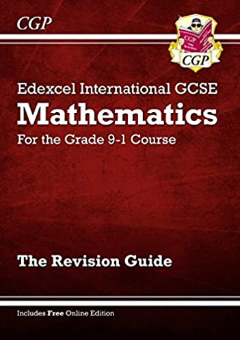 new edexcel international gcse maths revision guide for the grade rh amazon co uk CGP Two CGP Two