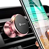 Car Phone Mount VICSEED Magnetic Phone Car Mount Magnet Air Vent Mount Phone Holder for Car Compatible with iPhone 11 Pro XS Max XR X 8 7 6 Plus, Samsung Galaxy Not10 10+ S10 S10+ S10e S9 All Phones Reviews