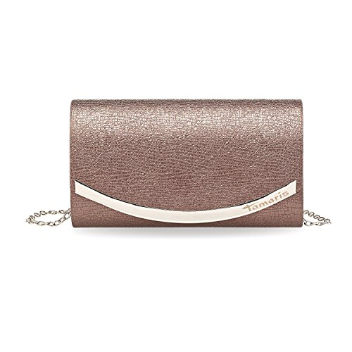 Tamaris metallic Pochettes Bag Zelda bordeaux Clutch 4Zxnwrq4HB