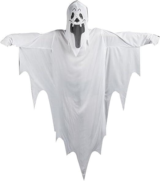 Ben-gi Adultos Hombres Hijos Fantasma Diablo Trajes Ghost niños ...
