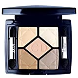 Christian Dior 5 Color Designer All in One Artistry Palette for Women, No. 708 Amber Design, 0.15 Ounce