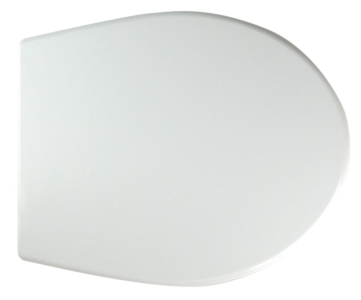 Tremendous Twyford Ar7815Wh White Alcona Toilet Seat And Cover Only Gmtry Best Dining Table And Chair Ideas Images Gmtryco