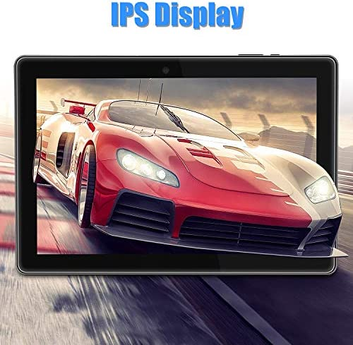 Tablet 10 inch Google Android 9.0 Pie OS 1280x800 IPS Display 4GB RAM 64GB Storage Dual Camera Quad-Core Processor 10.1 inch Tablets with WiFi Bluetooth GPS