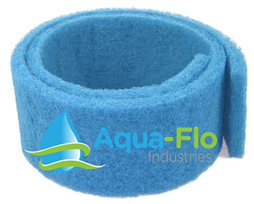 Aqua Flo 8″x 60″ x 1″ Rigid Pond Filter Media