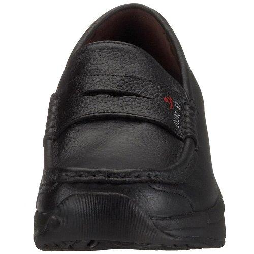 Chung Shi Comfort Step City Loafer, Scarpe uomo nero