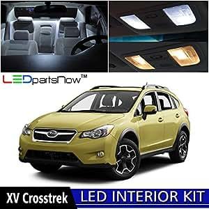Ledpartsnow 2013 2018 Subaru Xv Crosstrek Led Interior Lights Accessories