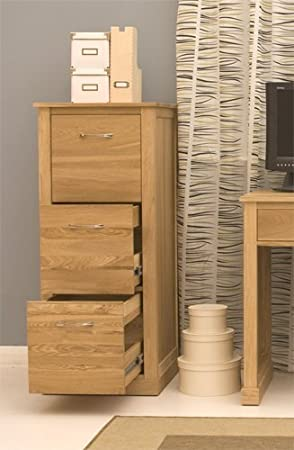 baumhaus mobel oak 3 drawer filing cabinet baumhaus mobel oak medium