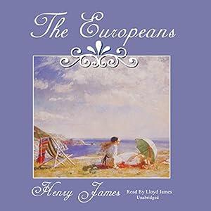 The Europeans Audiobook
