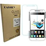 CASSIEY Amazing PRO+ 0.3 mm 2.5D 9H Hardness Anti-Explosion Tempered Glass Phone Screen Protector For Moto G + Plus 4th Gen (G4) - Retail Packaging - Transparent