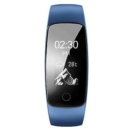 Amazon.com: Fly Smart Bracelet ID107 Plus HR Heart Rate ...