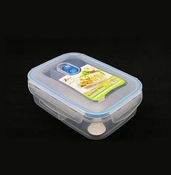 Kaxima Plástico, cajas de almuerzo, comida sellados cajas ...