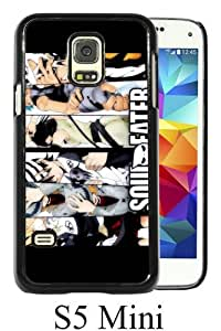 Japanese Anime Soul Eater Black New Cool Custom Design Samsung Galaxy S5 Mini Cover Case