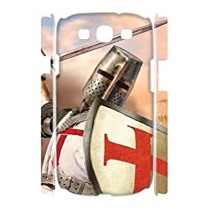 ALICASE Cover Case Soldier 3D Diy For Samsung Galaxy S3 I9300 [Pattern-1]