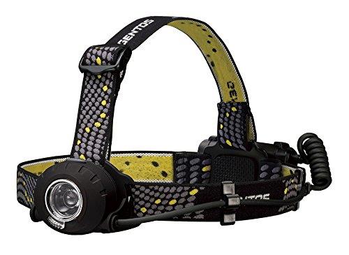 ジェントス LED ヘッドライト 【明るさ300ルーメン/実用点灯8時間/防滴】 ヘッドウォーズ HW-000Xの商品画像