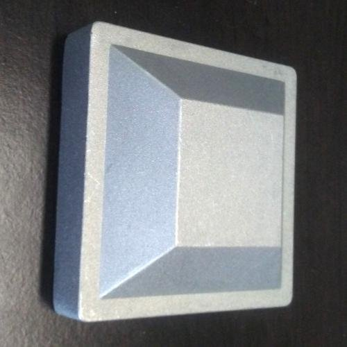 Aluminum Flat Post Cap fits 3'' Square Post (4)