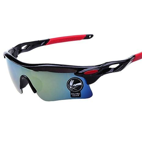 Gafas Polarizadas Deporte Bici Anti UV400 Seguridad Ciclismo ...