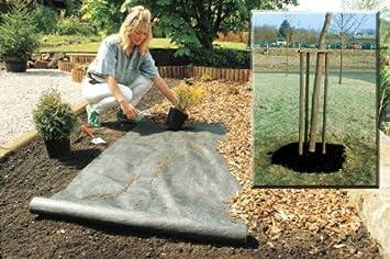 Plantex Premium Unkrautvlies Gartenvlies Von Dupont 1 0 X 25 M