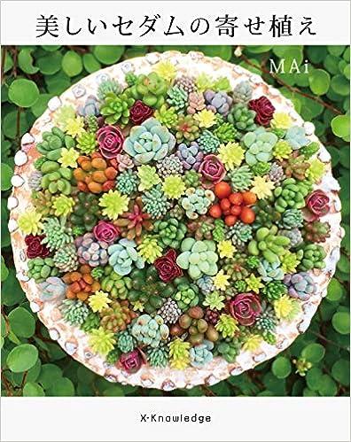 Book's Cover of 美しいセダムの寄せ植え (日本語) 単行本 – 2020/8/13