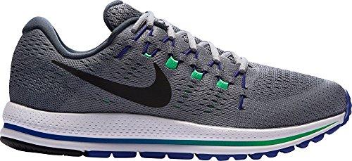 Nike Herren Air Zoom Vomero 12 Laufschuhe Grau