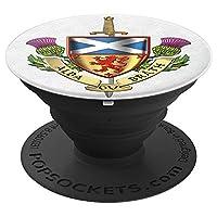 Coat Of Arms Alba Gu Brath Scotland Pop Mount Socket Seal