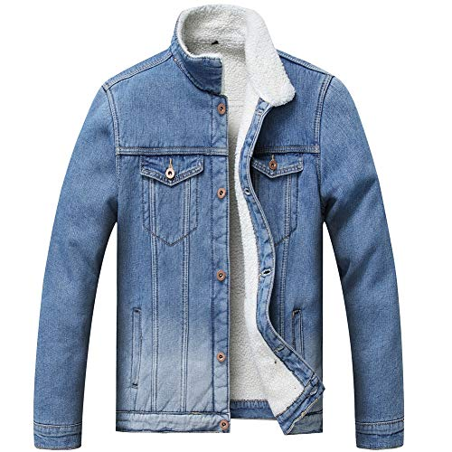 Top 10 Hot New Releases in Mens Denim Jackets February 2020