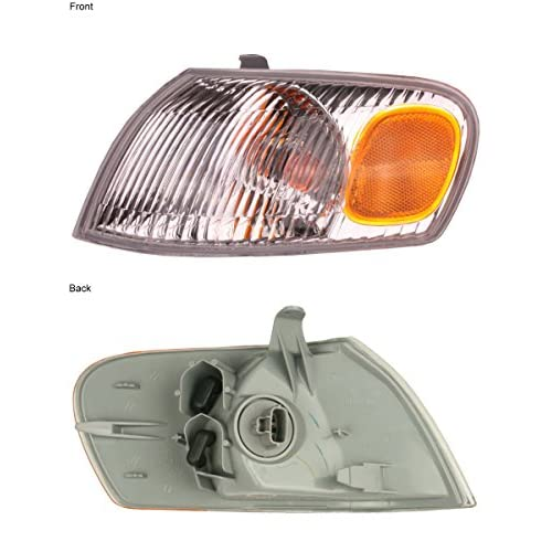 1998-1999-2000 Toyota Corolla Park Corner Light Turn Signal Marker Lamp Left Driver Side (98 99 00) supplier