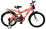 Mad Maxx Humber 20T Steel Single Speed Road Cycle, 20 Inches For 7 To 10 Years Kids ( Neon Red)