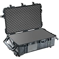 CVPKG Presents Black Pelican 1670 Case with foam interior.
