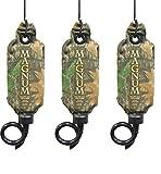 Wildlife 381 Magnum Scrape-Dripper Scent Dispenser, Camouflage (3-(Pack))