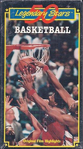 50 Legendary Stars of Sports: Basketball [VHS] (Owls Basketball)