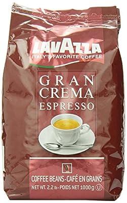 Lavazza Gran Crema Espresso Coffee 2.2 lbs