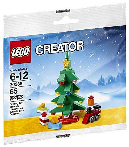 (LEGO Creator Christmas Tree 30286, Holiday 2015)
