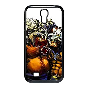 Samsung Galaxy S4 9500 Phone Case Cover Black Fenris Wolfbrother EUA15973135 Design 5D Case