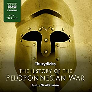 The History of the Peloponnesian War Audiobook